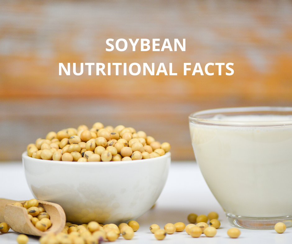 Soybean nutritional facts